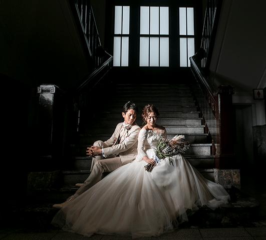 結婚写真を撮るなら、さつきブライダルへ